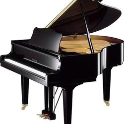 C a house music yamaha gb1kpe 5 polished ebony for Piano house classics