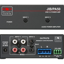 Exceptional Galaxy JIB/PA50 Energy Star Rated Class D Amplifier