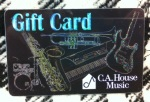 C.A.House Music GIFTCARD50 Giftcard
