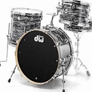 Drum Workshop DRFP1822CSC Finish Ply Chrome Hardware