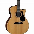 Alvarez AG60CE Grand Auditorium Acoustic Electric w/cutaway