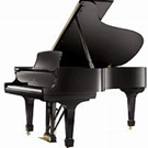 "Baldwin BP178HPE 5' 10"" Polished Ebony Grand Piano"