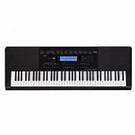 Casio WK245 Workstation: 76 Piano-style touch-response keys