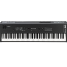 Yamaha MX88 88 weighted key synth, 1000 Motif voices, interface