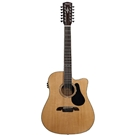 Alvarez AD60-12CE Dreadnought 12-String Acoustic Electric