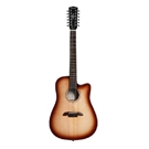 Alvarez AD60-12CESHB Artist Dreadnought 12-String Shadow Burst