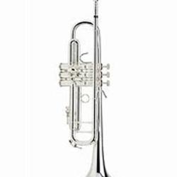 Bach 180S37 Stradivarius Trumpet (Silver Plate, 37 Bell)