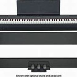 C a house music yamaha p115b 88 weighted key digital piano for Yamaha p 115 88 key