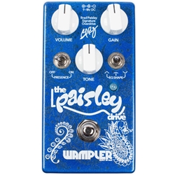 763815129150 WAMPLER PAISLEY DRIVE OVERDRIVE PEDAL